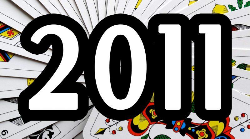 Najlepsze gry karciane w 2011 roku