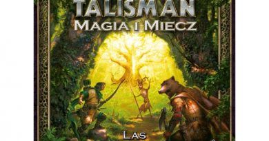 Talisman Magia i Miecz – Las