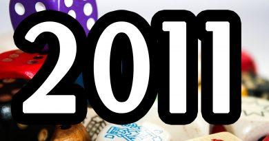 Najlepsze gry planszowe 2011 roku