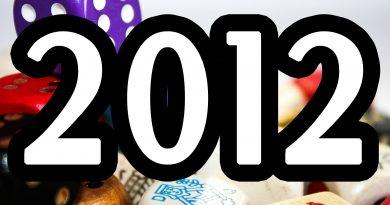 Najlepsze gry planszowe 2012 roku