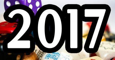 Najlepsze gry planszowe 2017 roku