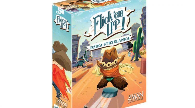 Recenzja gry Flickem up