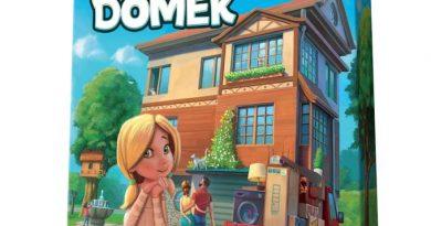 Recenzja gry Domek