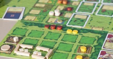 Agricola Gra Planszowa