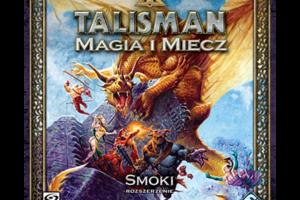 Recenzja gry Talisman: Smoki