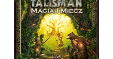 Talisman Magia i Miecz - Las