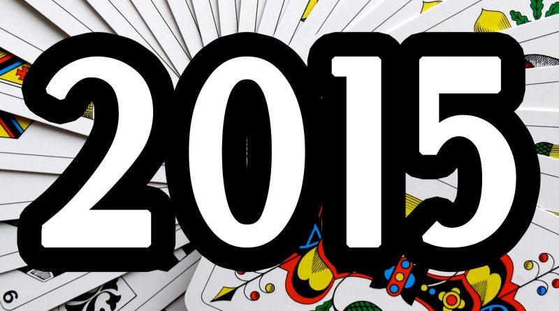 Najlepsze gry karciane w 2015 roku