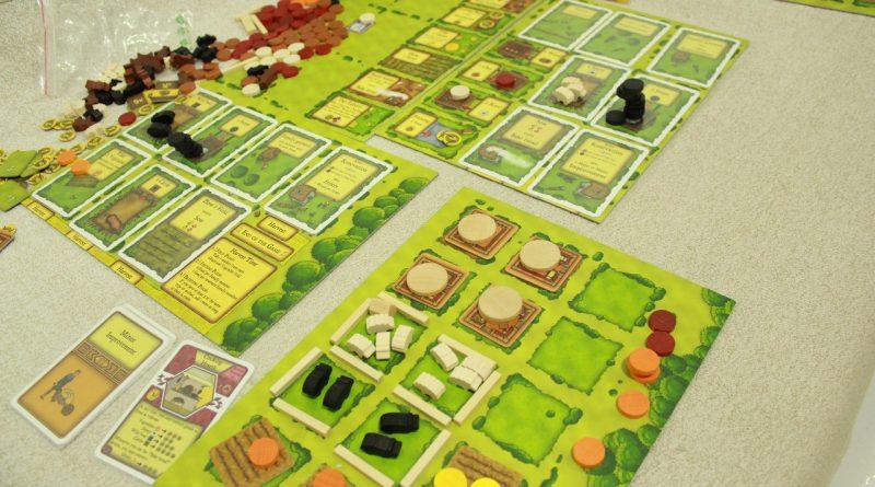 Recenzja gry Agricola