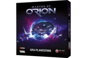 Recenzja gry planszowej Master of Orion