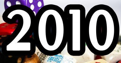 Najlepsze gry planszowe 2010 roku