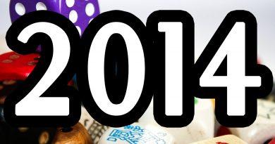 Najlepsze gry planszowe 2014 roku