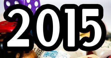 Najlepsze gry planszowe 2015 roku