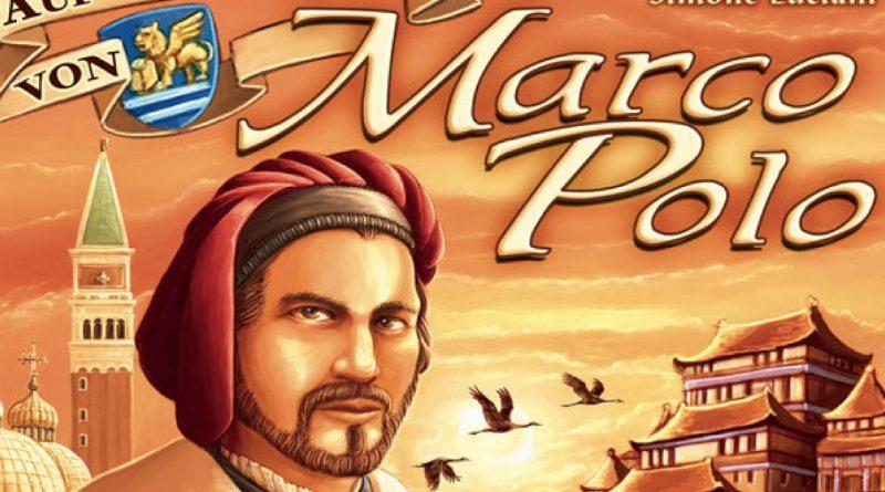 Recenzja gry Marco Polo