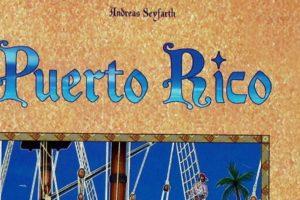 Recenzja gry planszowej Puerto Rico