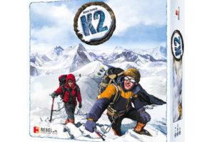 Recenzja gry planszowej K2