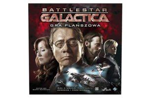 Recenzja gry planszowej Battlestar Galactica