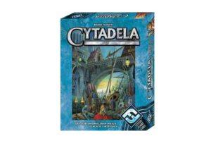 Recenzja gry karcianej Cytadela